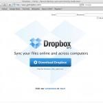 Dropbox Home