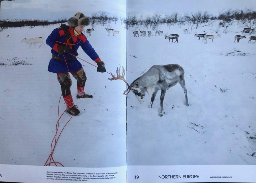 MIgrant Journal - Reindeer Herder